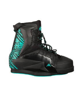 AK 2021 Team Black Bindings