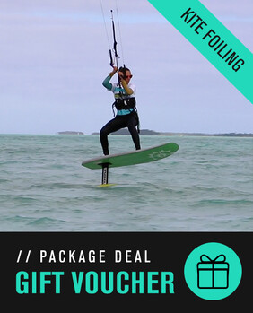GIFT VOUCHER - Kite Foiling Introduction Package