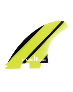 FCS II Carver Neo Quad Fins Front / Rear (2 Fin Set)
