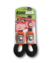 KANULOCK Lockable Board Ties