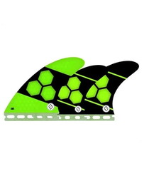 SHAPERS Corelite Future Fins - Tri / 5 Fin Set