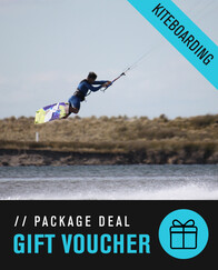 GIFT VOUCHER - Kiteboarding Progression Package