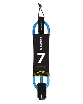 SHAPERS Regular Surf Leash 7'