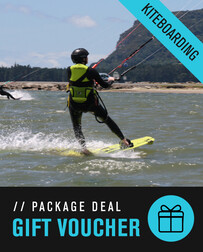 GIFT VOUCHER - Kiteboarding Go Ride Package