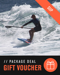 GIFT VOUCHER - Stand Up Paddle Progression Package