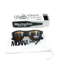 MOANA ROAD Bottle Opener Sunglasses