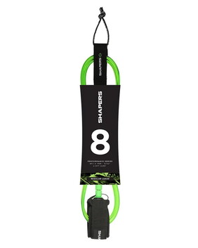 SHAPERS Regular Surf Leash 8'