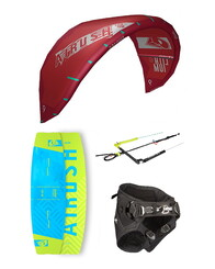 AIRUSH 2019 Lithium Progression Kite Package